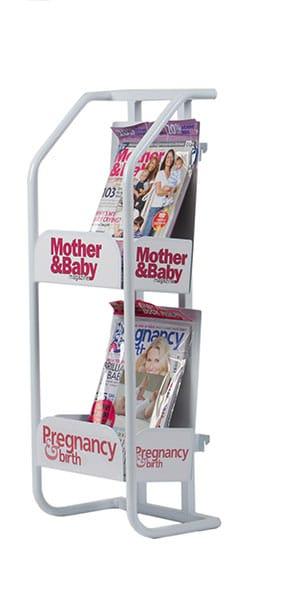 Freestanding-Display-Unit