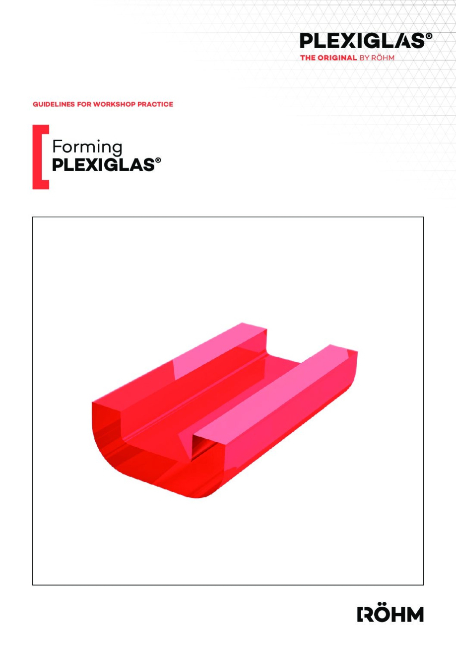 311 2 EN Forming PLEXIGLAS pdf - Technical Library