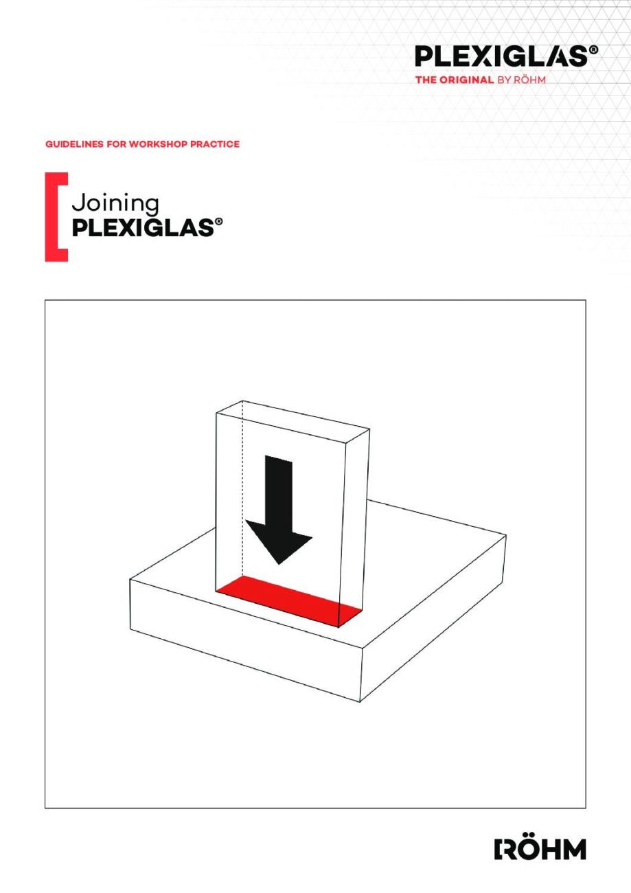 311 3 joining PLEXIGLAS EN pdf - Technical Library