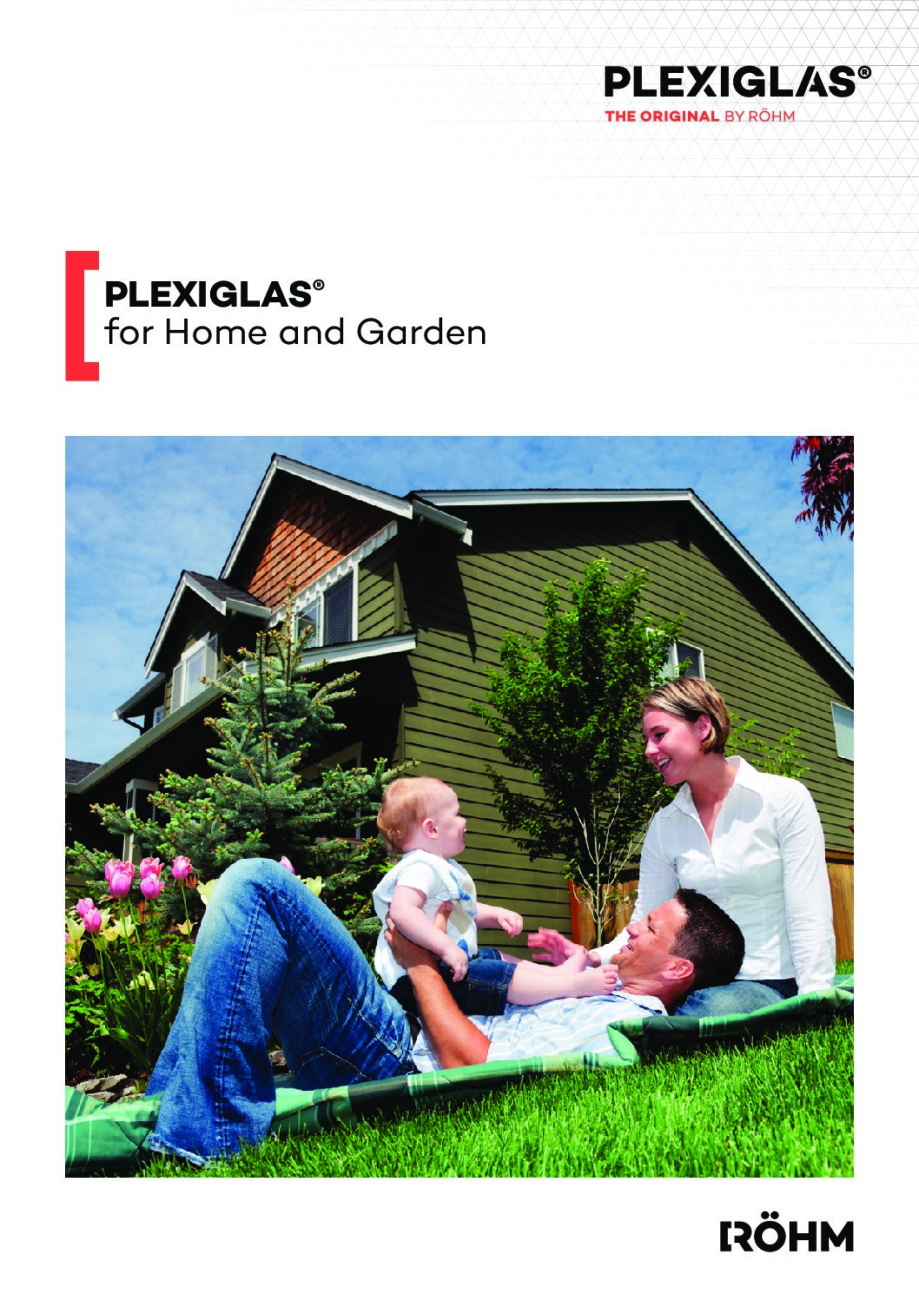 511 6 PLEXIGLAS for home and garden web pdf - Technical Library
