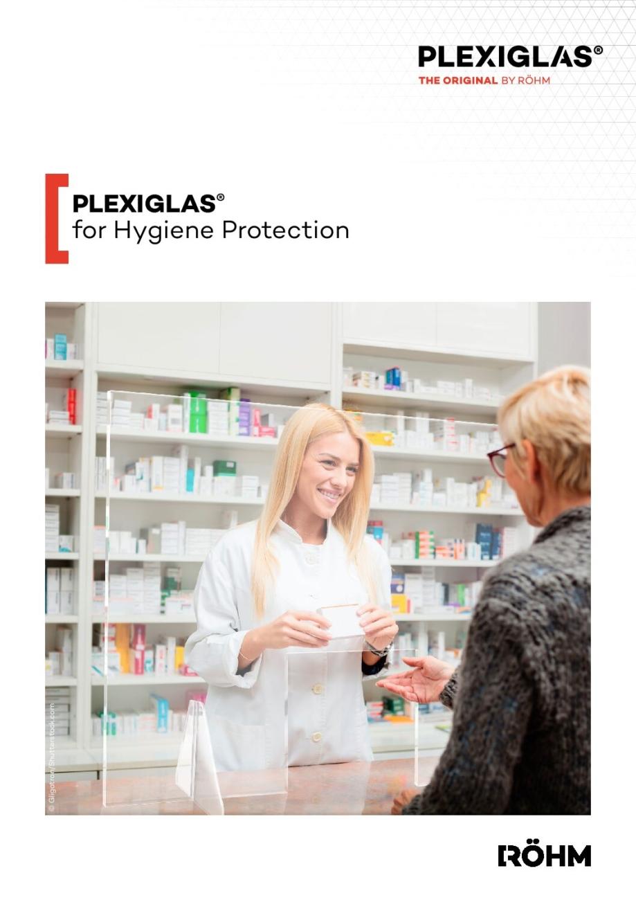 511 9 PLEXIGLAS for hygiene protection EN pdf - Technical Library