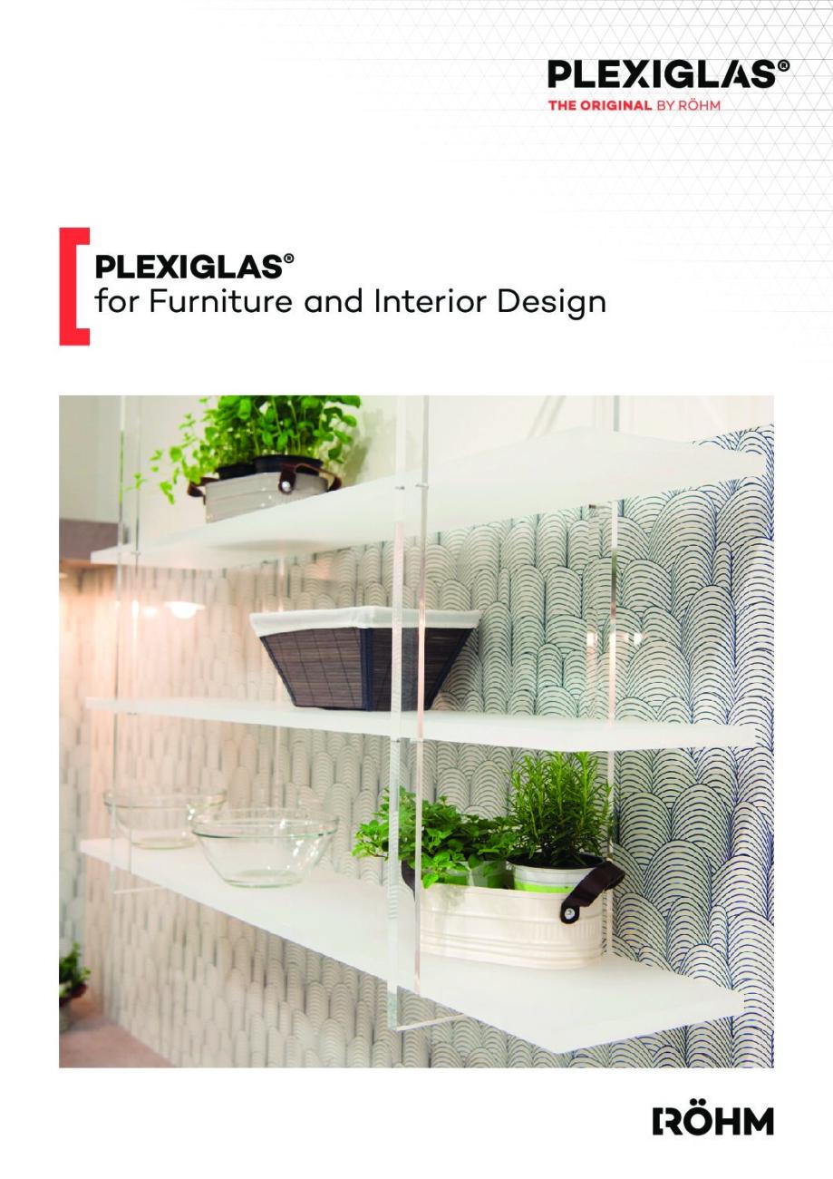 512 4 EN PLEXIGLAS for furniture and interiordesign web pdf - Technical Library