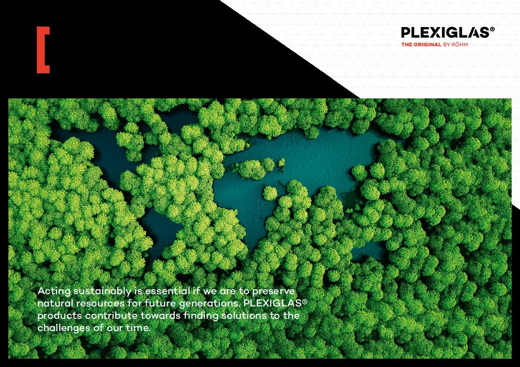 Flyer Sustainability PLEXIGLAS pdf - Technical Library