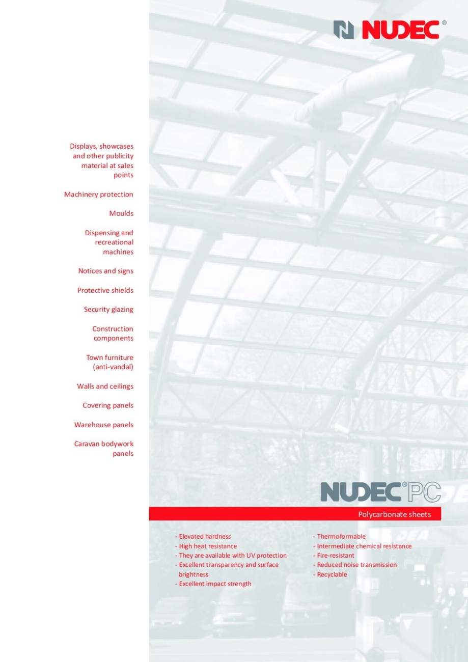 NUDEC®PC eng pdf - Technical Library