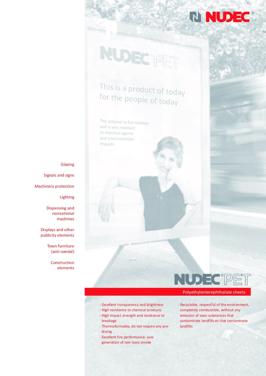 NUDEC®PET eng pdf - Technical Library