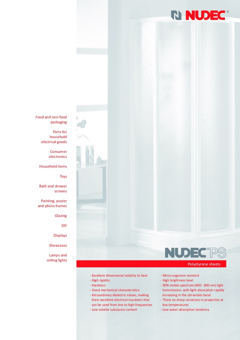NUDEC®PS eng pdf - Technical Library