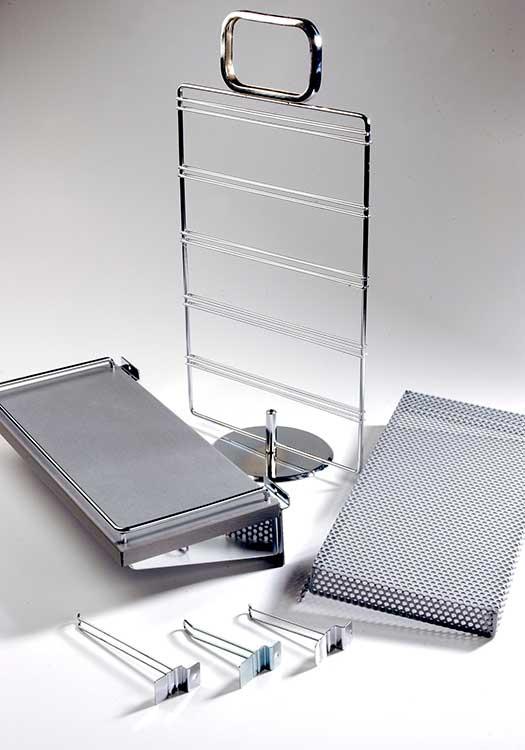 Metal Slatwall Accessories